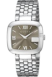 Gucci Women's YA125410 G-Gucci Stainless Steel Watch