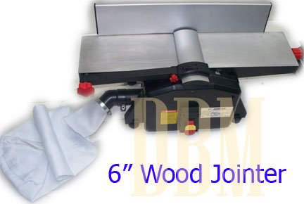 Small wood jointers