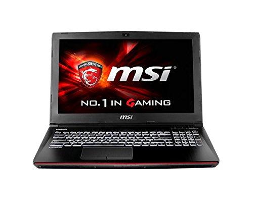 "MSI GE62 6QL(APACHE)-210UK 15.6"" FHD Notebook (Black)- (Intel Core i7-6700HQ, 8GB, 1TB, Nvidia GTX950M 2GB Dedicated Graphics, BT/CAM DVDRW, Windows 10)"