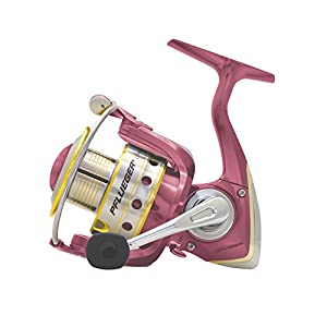 Pflueger 6935LB Lady President Spinning Reel by Pure Fishing