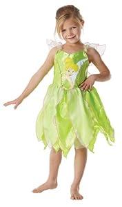 Disney - I-881868M - Déguisement - Costume Classique Fée Clochette - Taille 5-6 Ans