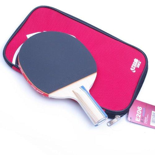 DHS Professional 2 Star E Series/E206 Table Tennis Racket-Penhand