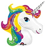 33-Rainbow-Unicorn-Shape-Mylar-Foil-Balloon