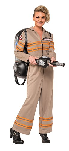 Women's Ghostbusters Movie Deluxe Costume
