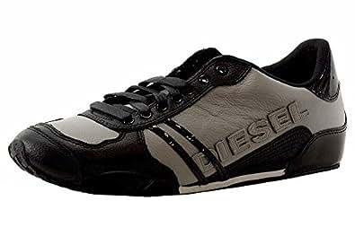 Amazon.com: Diesel Men's Harold Solar Leather Fashion ...