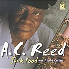 "Featured recording ""Junk Food"""