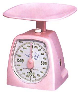 2000g de cuisson ?chelle analogique TANITA Thani main 1437-N rose (japan import)