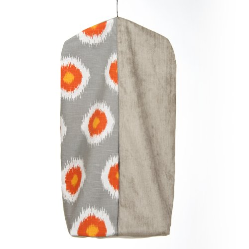 Sweet Potato Diaper Stacker, Rhythm