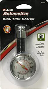 Allied+Tools Allied Tools Alli Dial Tire Gauge 100 PSI at Sears.com