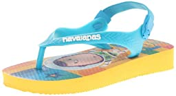 Havaianas Baby Pixar Flip Flop (Toddler),Banana Yellow,19 BR (5 M US Toddler)