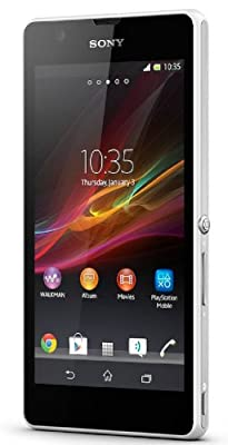 Sony Xperia ZR C5502 (White)