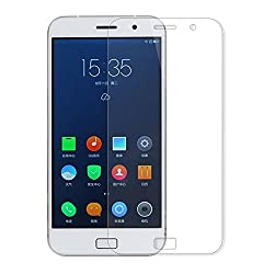 Febelo TM Zuk Z1 Glass Branded Perfect Fitting Ultra Thin 2.5D Crystal Clear Curve Edge Bubble Free Tempered Glass Screen Protector For Lenovo Zuk Z1