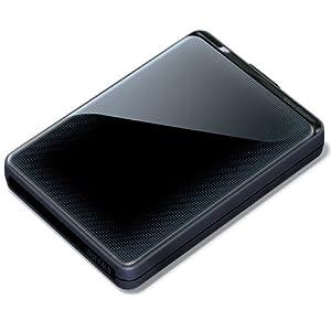 BUFFALO MiniStation Plus 1 TB USB 3.0 Portable Hard Drive - HD-PNT1.0U3BB