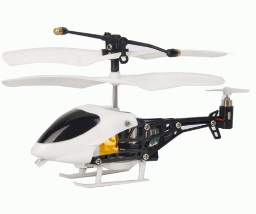 Mini CE, FCC, RoHS cetification Iphone RC Helicopter Outdoor Toys-white