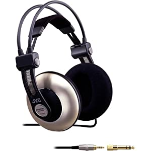 JVC HADX3 Digital Reference Stereo Headphones (Discontinued by Manufacturer)