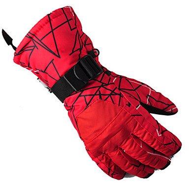 ZMW-Gants-hivernaux-Gants-sport-Tous-Garder-au-chaud-Etanche-Rsistant-au-vent-Rsistant--la-neige-Respirable-Design-Anatomique
