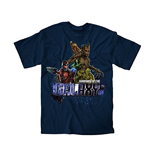 Marvel Guardians of the Galaxy Asteroid Galaxy Kid's Youth T-Shirt