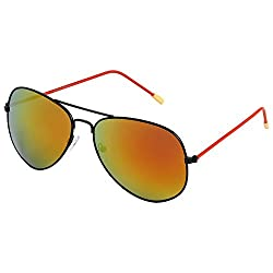 Eccellente UV Protected Reflector Mirror Aviator Sunglasses