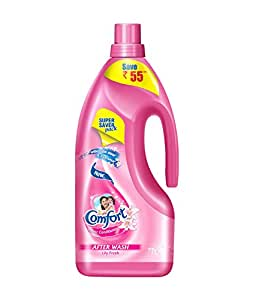 Comfort After Wash Lily Fresh Fabric Conditioner 1.5 L