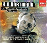 ハルトマン:交響曲全集