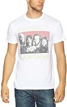 Comprar Bravado - Camiseta con cuello redondo de manga corta para hombre