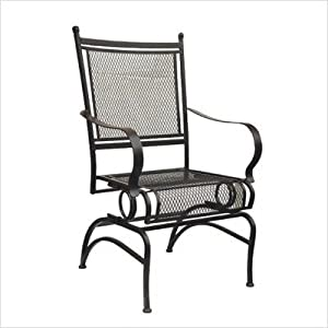 Bundle-48 Caledonia Coil Spring Dining Arm Chair (4 Pieces)