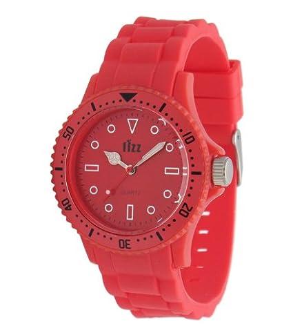Fizz 5012032 - Reloj analógico de cuarzo unisex con correa de resina, color multicolor