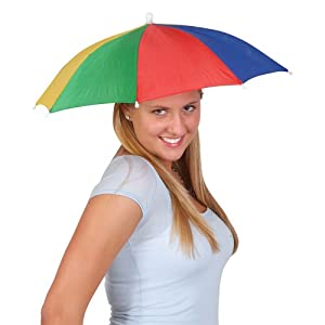 Umbrella Hats (1 dz) from Rhode Island Novelty