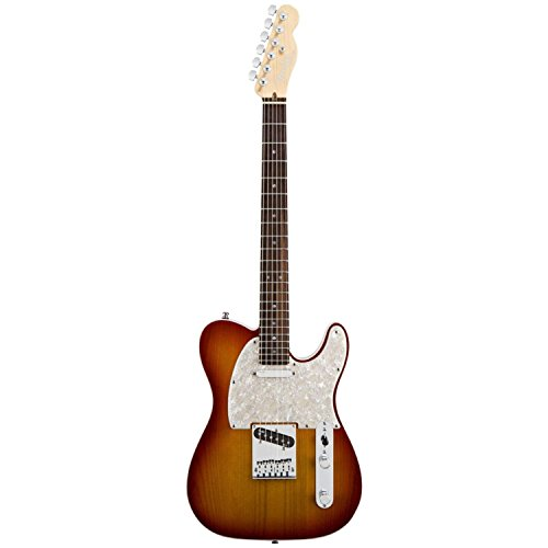Fender American Deluxe Telecaster, Rosewood Fretboard - Aged Cherry Sunburst (Fender N3 Telecaster compare prices)