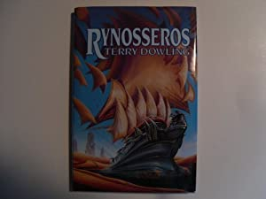 Rynosseros by Terry Dowling and Jacket Art Ron Walotsky