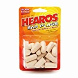 Hearos Ear Plugs, Ultimate Softness Series 20 pr (Pack of 3)