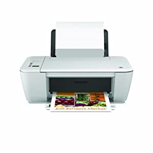 HP DJ 2540 Wireless Color Photo Printer with Scanner and Copier from Hewlett Packard Inkjet Printers