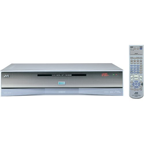 Jvc Hmdh40000U D-Vhs Hdtv Digital Video Recorder