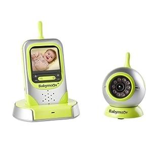 babymoov a014403 babyphon video visio care mit. Black Bedroom Furniture Sets. Home Design Ideas