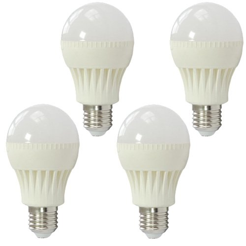 [4-Pack] PacLights Eco50 Economic LED Light Bulbs,