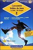 echange, troc Valentin Stucki - Lausanne Valle De Joux 15 Kf R Gps