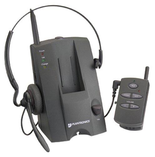 Plantronics Cs10 Cordless Telephone Headset System