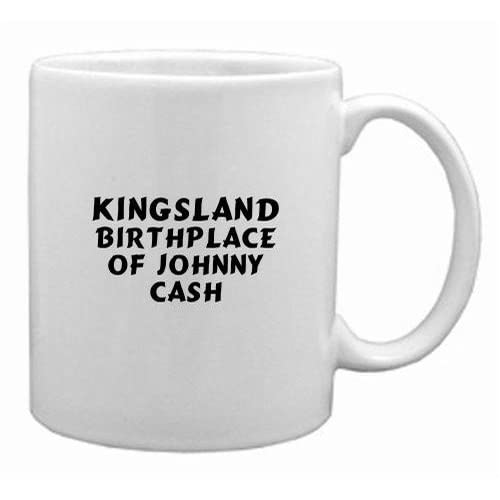 Kingsland: Birthplace Of Johnny Cash Mug