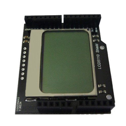 5110 Lcd Shield With Sd