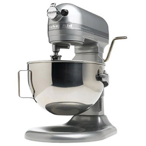 Factory-Reconditioned KitchenAid Professional HD Series 5 Quart Bowl Lift Stand Mixer, Silver