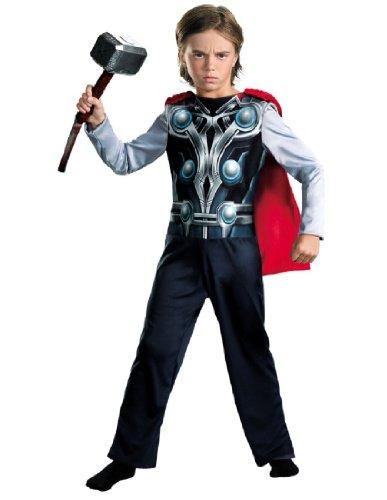 Thor Avengers Basic Costume