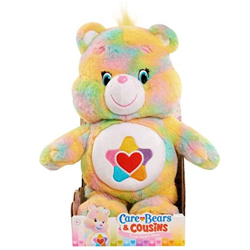 Just Play Care Bear True Heart Plush, Medium (Lucky Care Bear compare prices)