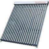 Sunchaser 20-tube Solar Hot Water Heater/collector Vacuum Tube