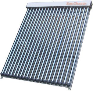Sunchaser 20-tube Solar Hot Water Heater/collector