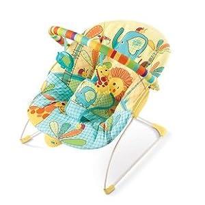Sunnyside Safari Baby Bouncer