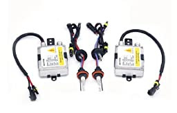 Zenex HID Conversion Kit H3 30000K (Deep Blue)