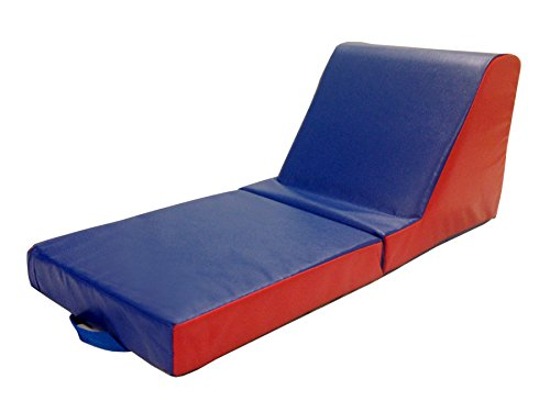 ECR4Kids SoftZone Carry Me Chaise Lounge (2-Piece)