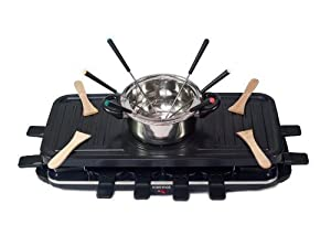 Home Image Raclette Party Grill 1600W