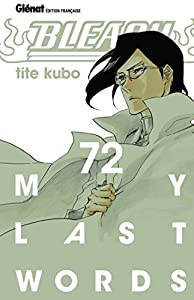 Bleach Edition simple Tome 72