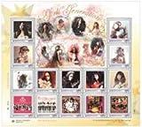 少女時代私だけの切手韓国記念切手